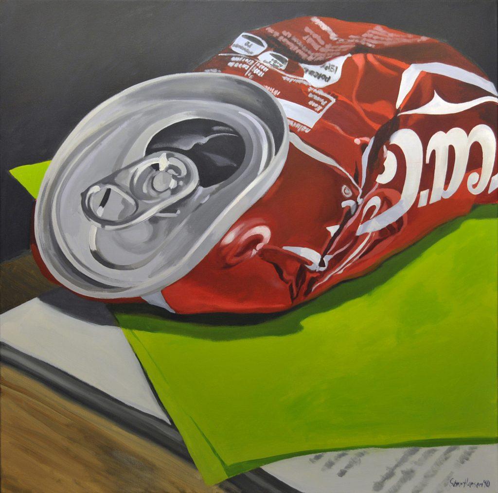 Coca Cola dåse