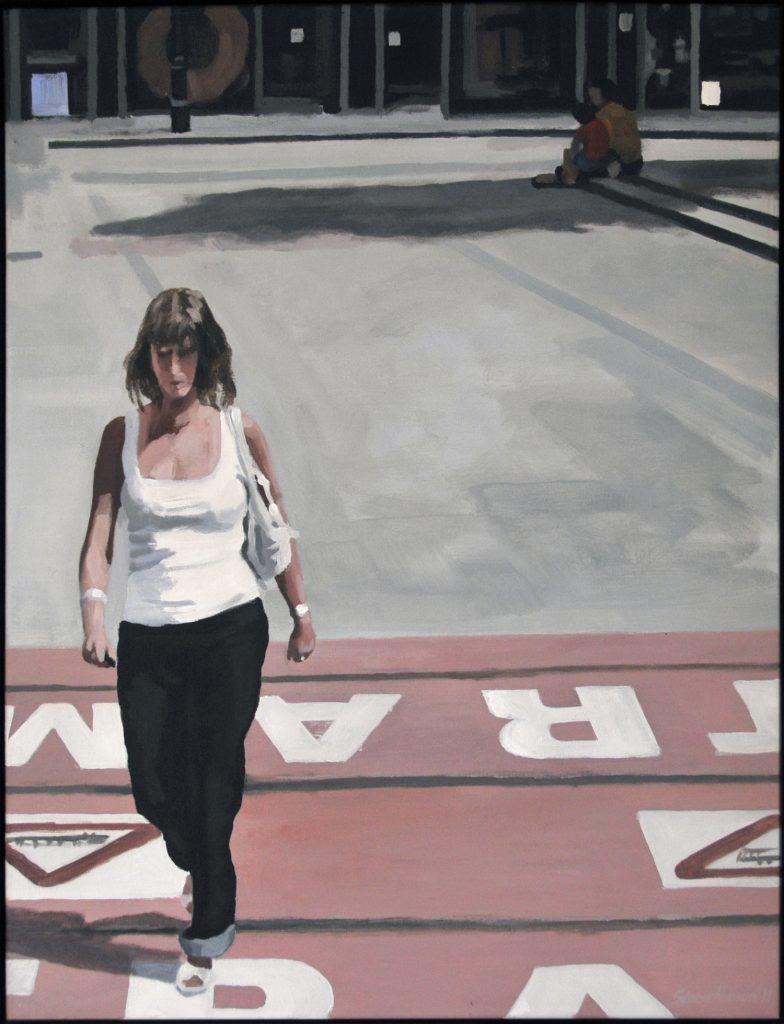 Pige på sporet